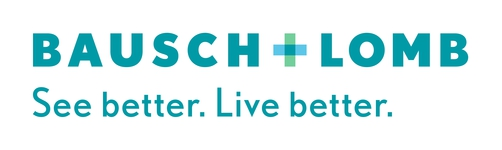 bausch and Lomb logo.